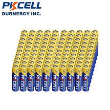 100pcs Triple A Batteries Extra Heavy Duty 3A R03P UM4 E92 1.5V AAA Zinc-Carbon