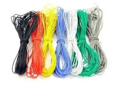 25,FT,50 FT and 100 FT /30 Awg wire CHOOSE YOUR COLORS!  USA. SOLD AND SHIP