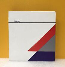 Tektronix 070 9970 00 Csa 803c Signal Analyzer 11801c Oscilloscope Prog Manual