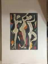 Marino Marini  litografia 50x70 cm con certificato