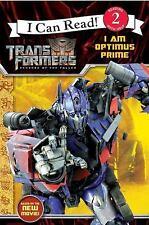 Transformers: Revenge of The Fallen: I Am Optimus Prime (I Can Read Book 2)