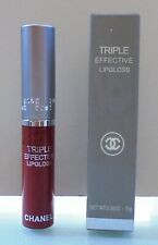 CHANEL GLOSSIMER TRIPLE EFFECTIVE LIPGLOSS No4 NIB