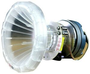 """DS18 PRO-DKHCL  1.75"""" RGB LED Horn Tweeter w/ Driver 4Ω 700W"""