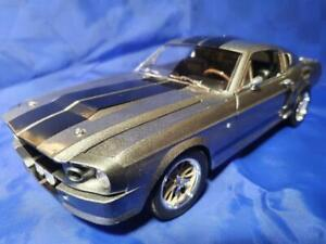 """Gone in Sixty Seconds (2000) 1:18th - 1967 Ford Mustang """"Eleanor"""" by Greenlight"""