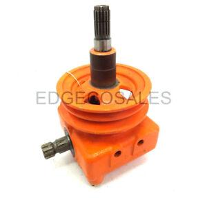 "Kubota ""RCK60-F36 Series"" Gearbox  Assembly & Belt K568233103 /K564734710"