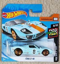 Hot Wheels Ford GT-40 Gulf