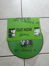 ROR ROCK O RAMA ISD REBELLES UK GB S.-ALL SKREWED...PICTURE LP VINYL