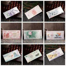 Chinesische charakteristische Gedenknotizen Gedenktafel Sammlung Gedenkmünz P3W9