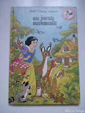 Livre Disney - Club du livre Mickey / Une Journée mouvementée