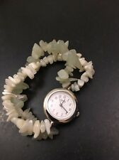 Legacy Stretch Stone Beads Ladies Wrist Watch
