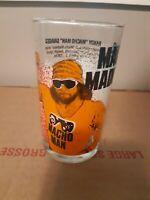 WWF World Wrestling Federation '88 Titan Sports Glass Randy Macho Man Savage