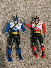 power rangers vintage spinning toys