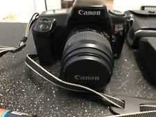 CANON REBEL EOS S II Film Camera 35-80mm Lens - 200E Speedlite - Free Shipping