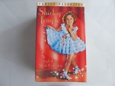 SHIRLEY TEMPLE TRIPLE PACK MOVIE COLLECTION VHS FOX FAMILY FAVORITES