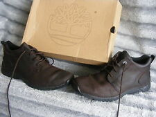 Mens Brown Leather Timberland City Endurance 77561 Boots UK 11.5 1/2 EU 46 US 12