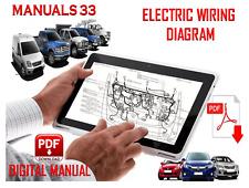 Daewoo Lanos T-195 Electrical Wiring Diagram