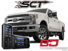 SCT BDX Performance Programmer Tuner w/ Wifi Ford Super Duty 6.0 6.2 6.4 6.7 7.3