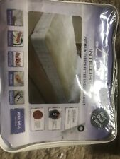 Dreamland Intelliheat Soft Fleece Easy Fitted Underblanket King Size Dual Contro