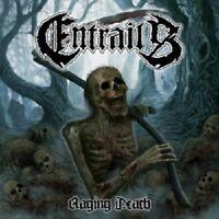 ENTRAILS - RAGING DEATH  CD  11 TRACKS HARD & HEAVY / DEATH METAL  NEU