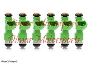 *NEW* 700cc Genuine Denso Fuel Injector Set x6 - High Performance - High Flow