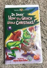 How the Grinch Stole Christmas (VHS, 2000)