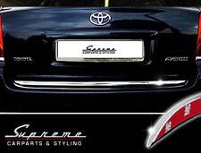 Toyota Avensis Estate T25 Chrome Trim Strip 3m Tuning Rear Trunk Edge Protection