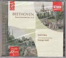 BEETHOVEN PIANO CONCERTOS 1 - 4 - GILLES SZELL - 2 CD