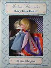 Madame Alexander Mary Engelbreit It's Good To Be Queen Doll New In Box