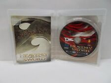 PlayStation3 -- Heavenly Sword -- PS3. JAPAN GAME. Works fully!! 50035
