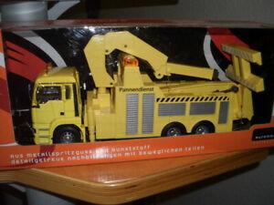 MAN 1 / 32 Abschleppwagen - auch für Umbau auf Control -