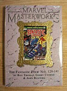 Marvel Masterworks Fantastic Four 13 Variant 169 new and sealed