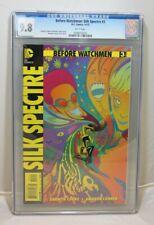 Before Watchmen: Silk Spectre #3 CGC 9.8