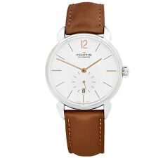Fortis Orchestra a.m. Men's  Automatic Watch 900.20.32 L.28 Swiss Made Rose Gold