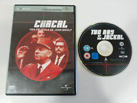 Sciacallo DVD Slim John Woolf Spagnolo English Francese - Am