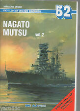Japanese battleships Nagato, Mutsu vol. 2 - Aj Press ENGLISH!!!