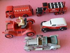 Lot of 5 Vintage Model Cars.