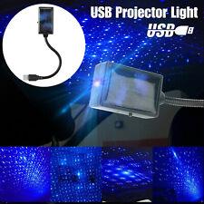 Usb Car Interior Roof Atmosphere Starrry Sky Lamp Music Control Star Night Light
