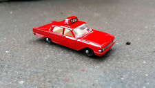 Matchbox Lesney Models Ford Fairlane TAXI Code 3