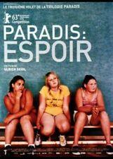 affiche du film PARADIS ESPOIR 40x60 cm