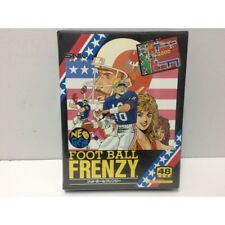 Football Frenzy SNK Neo Geo AES Jap