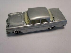 Matchbox Lesney Superfast SF46 Mercedes 300SE- SILVER, Rare!, loose
