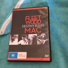 FLEETWOOD MAC, DESTINY RULES DVD.