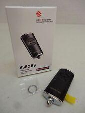 Hörmann Handsender HSE 2 BS BiSecur HSE2BS 868MHz 2-Taster schwarz