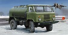 CAMION CITERNE RUSSE GAZ-66  - KIT TRUMPETER 1/35 n° 01018