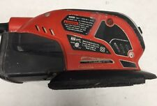 BLACK & DECKER VIBRATION MOUSE SANDER/POLISHER MS800 IN GREAT CONDITION