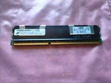 4GB REGISTERED 2RX4 SERVER MEMORY DDR3 PC3-10600R MICRON HP G6 G7 053
