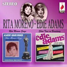 Edie Adams, Rita Mor - Moreno, Rita & Edie Adams : Rita Moreno Sings/Show Time o