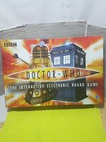 Doctor Who The Interactive Tardis Board Game - 100% Complete  Electronic BBC