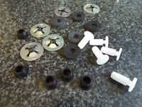 GENUINE new Peugeot 205 GTi Wheel Arch Moulding Fixing Clips
