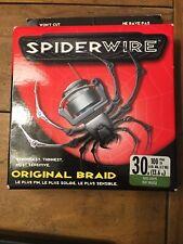 Spiderwire Stealth Braid 30 Lb 100 Yd Spool Moss Green Fishing Line